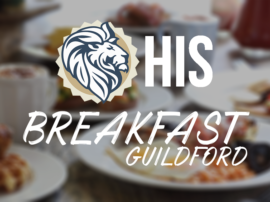 His breakfast guildford