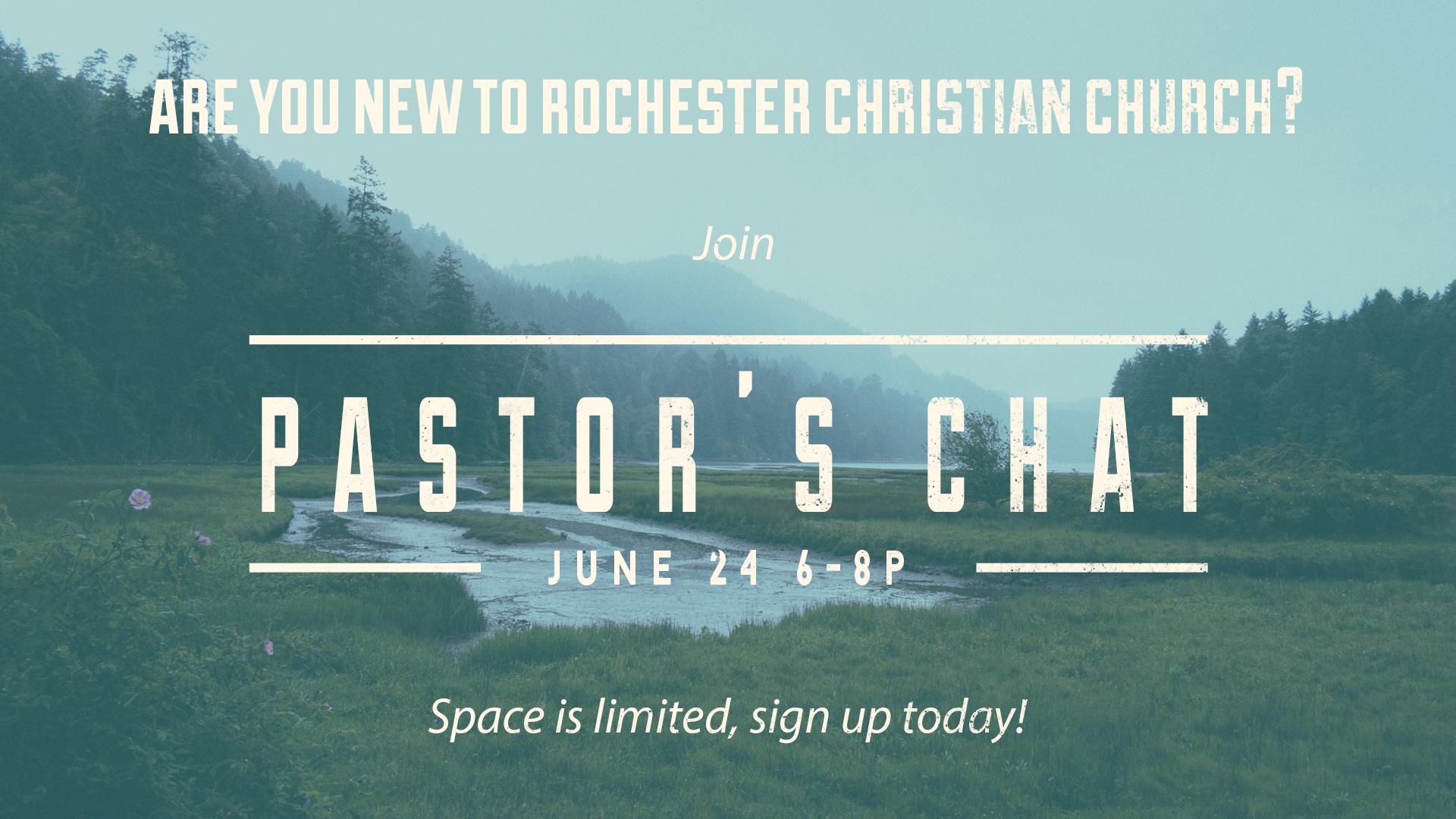Pastors chat1