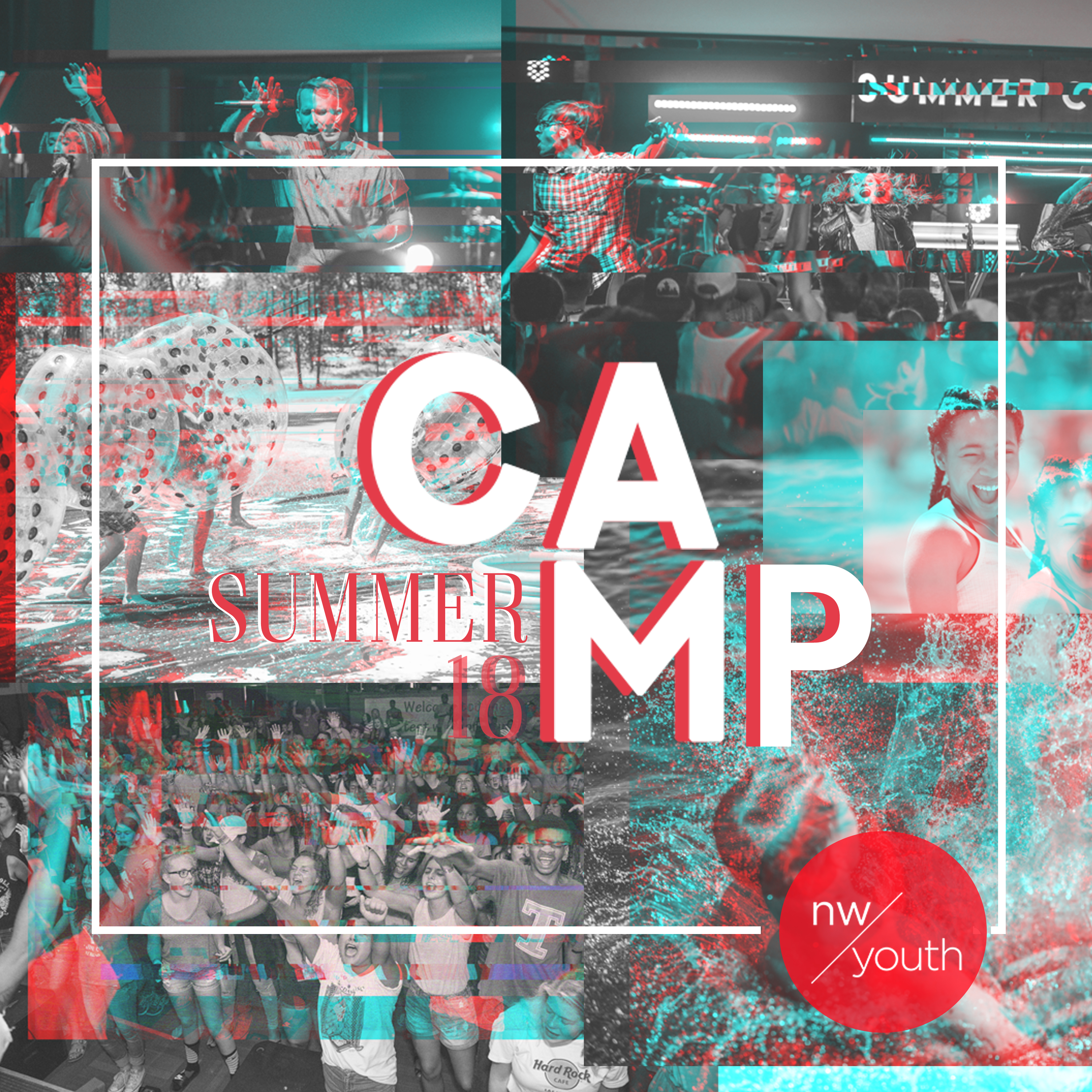 Youth camp insta promo