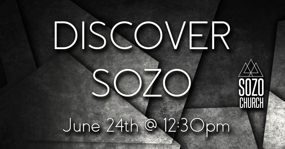 Discover sozo
