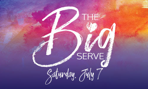 The big serve 2018