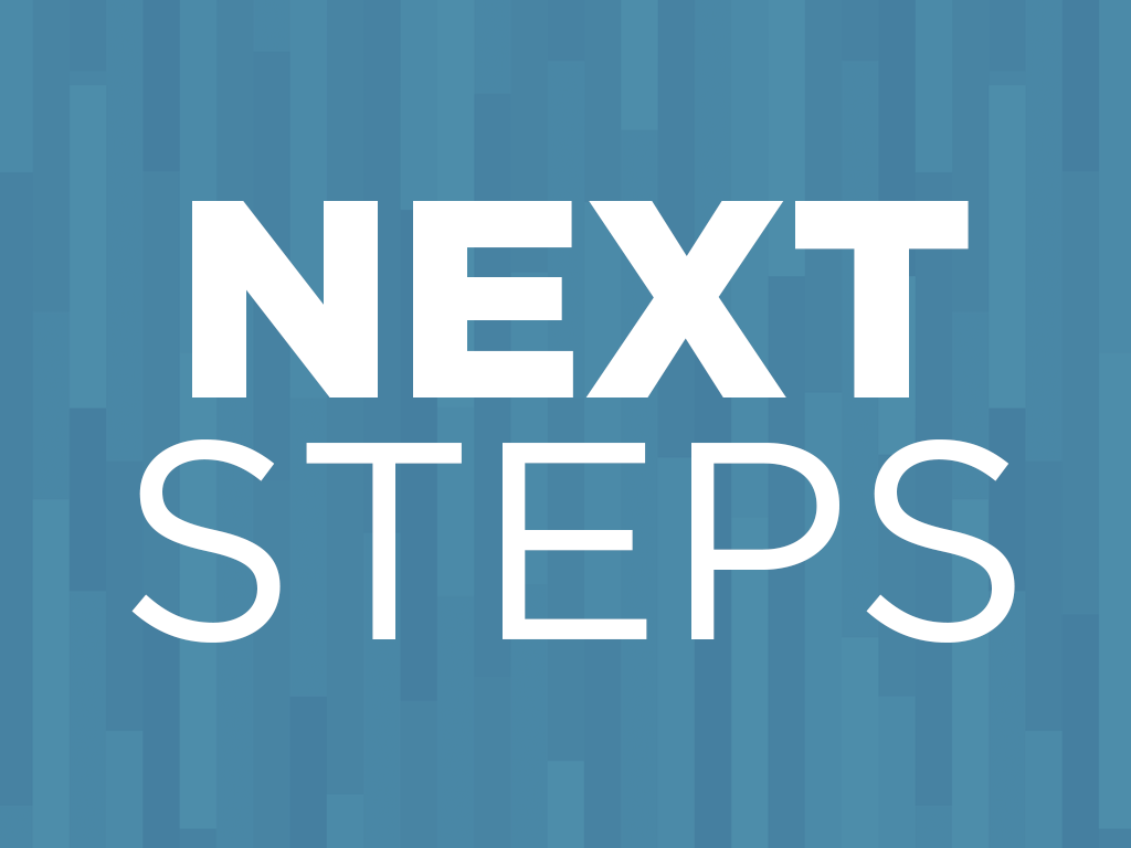 Next steps logo for pc