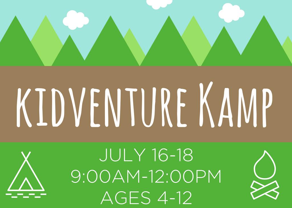 Kidventure kamp  2