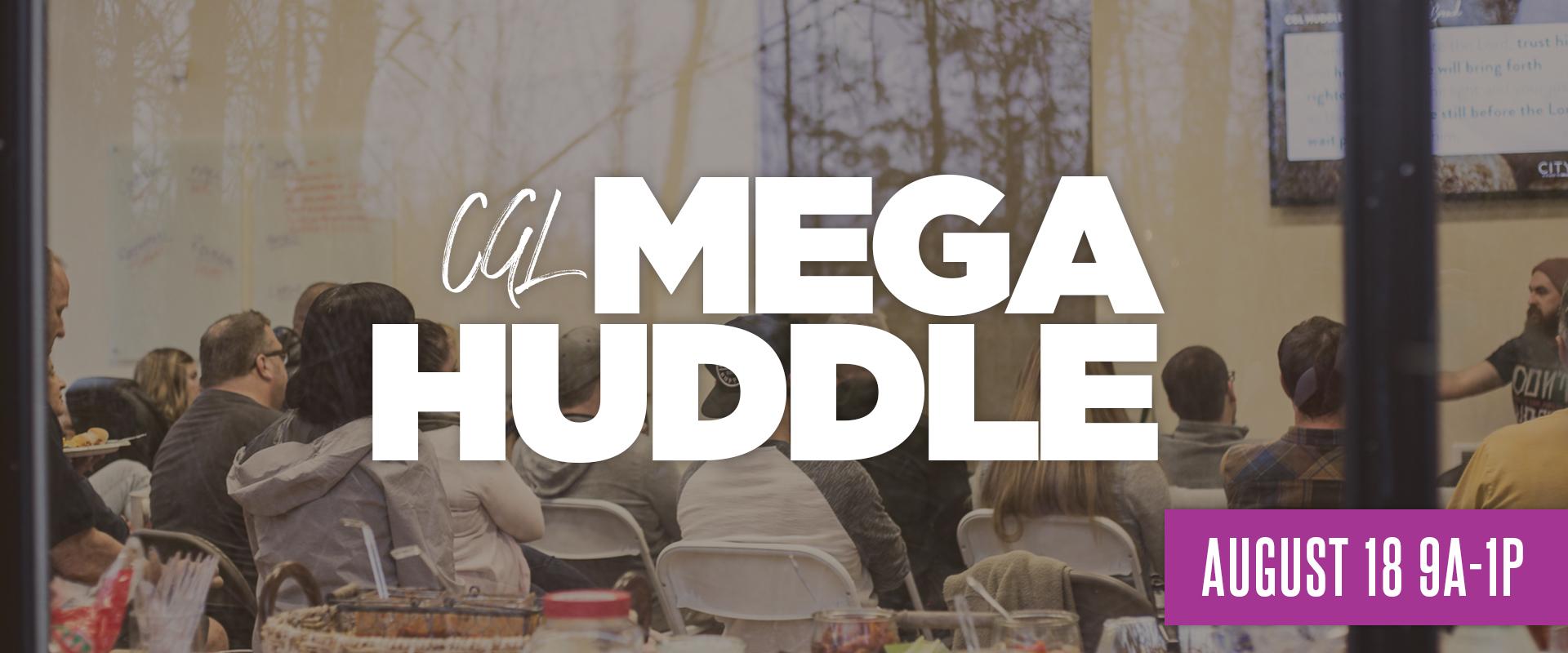 Cgl mega huddle registration 2018