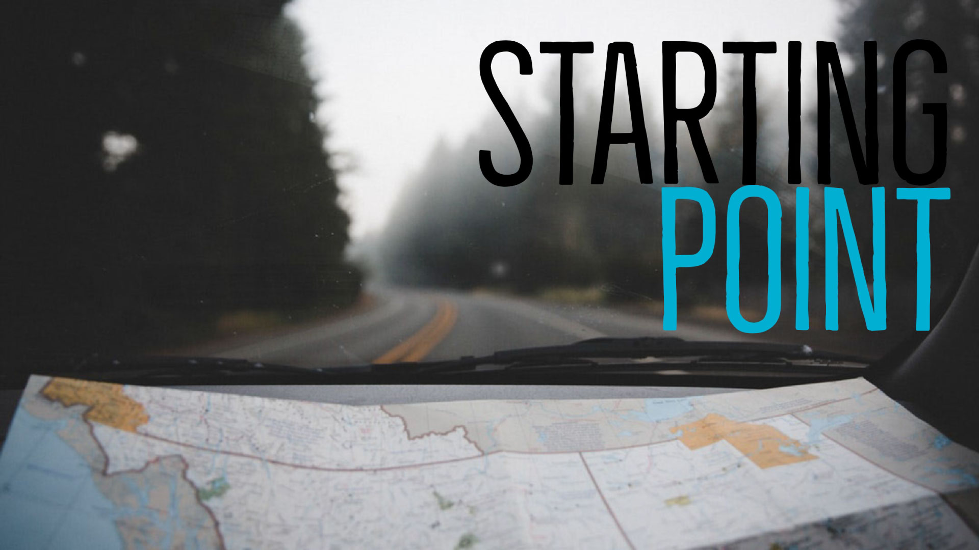 Starting point title only