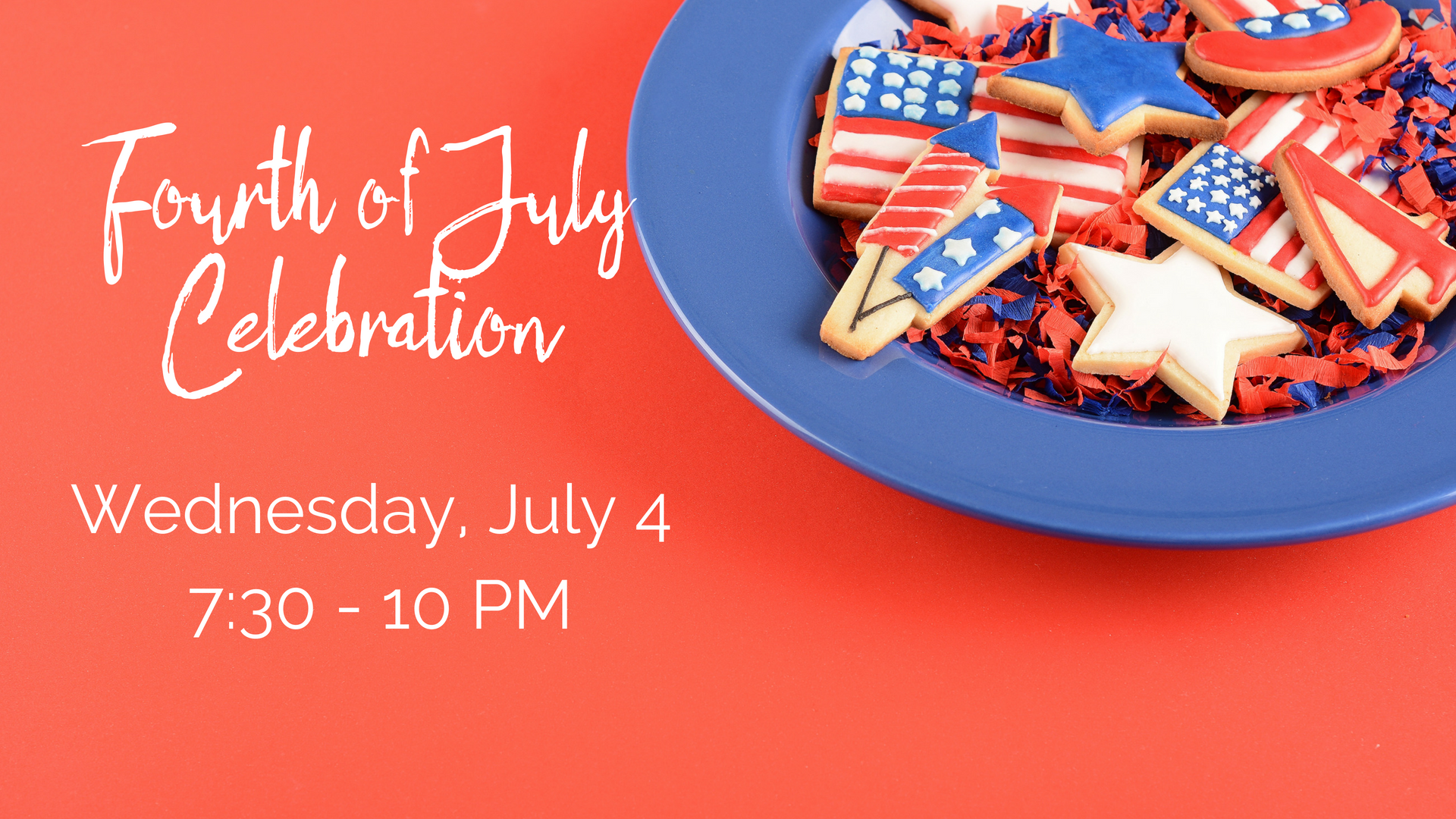 Fourth of july party  2