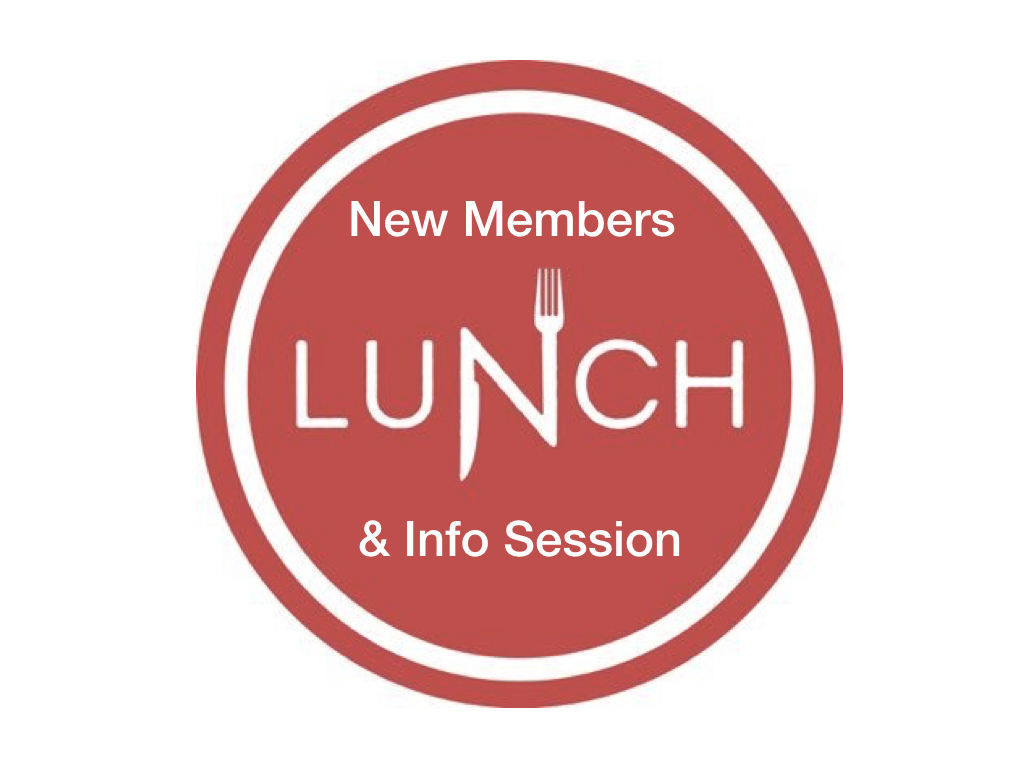 New members lunch and info session logo.001