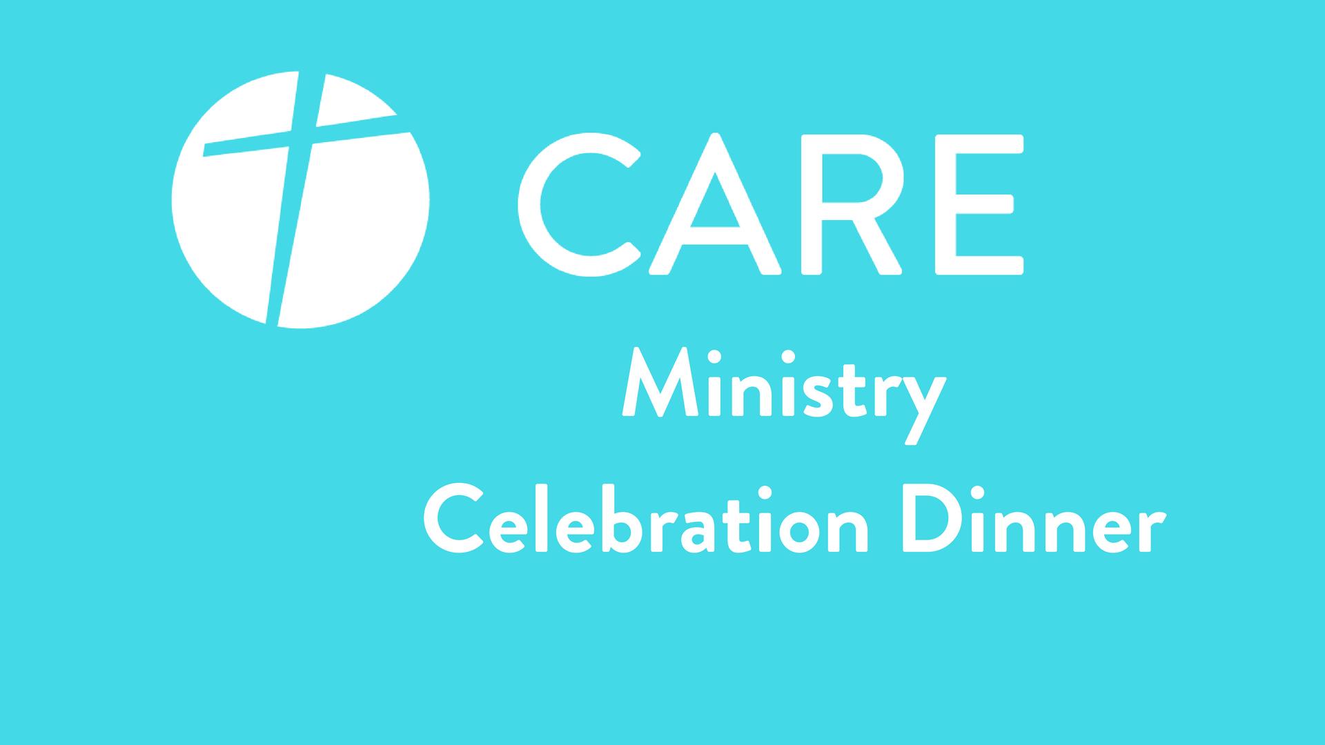 Ministry celebrationdinner