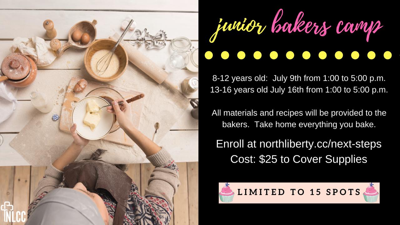 Jr bakers slide