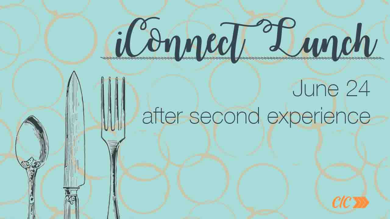 Iconnect lunch june18