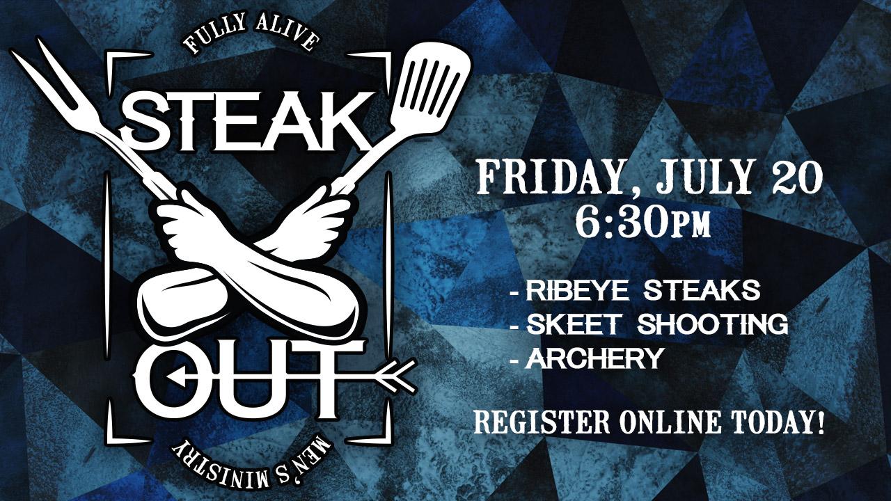 Men s steakout