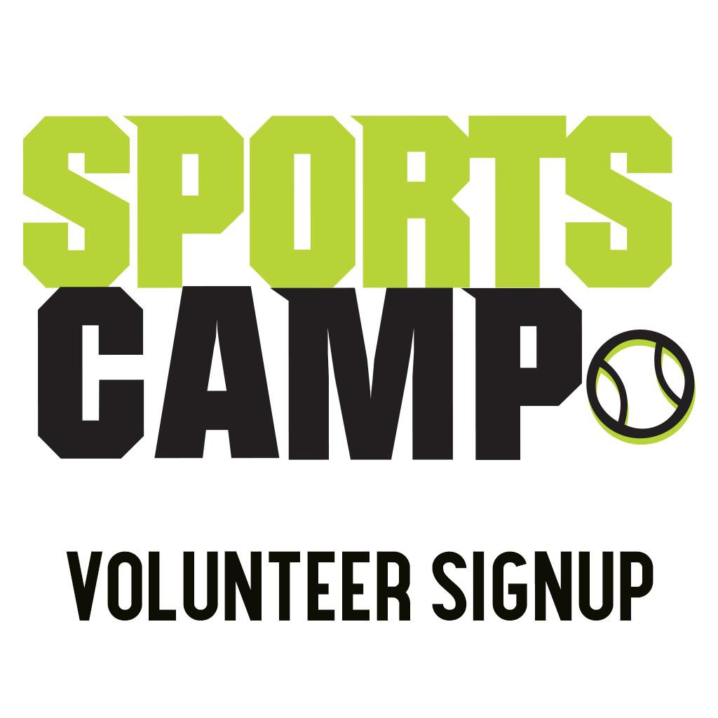 Sportscamp volunteer