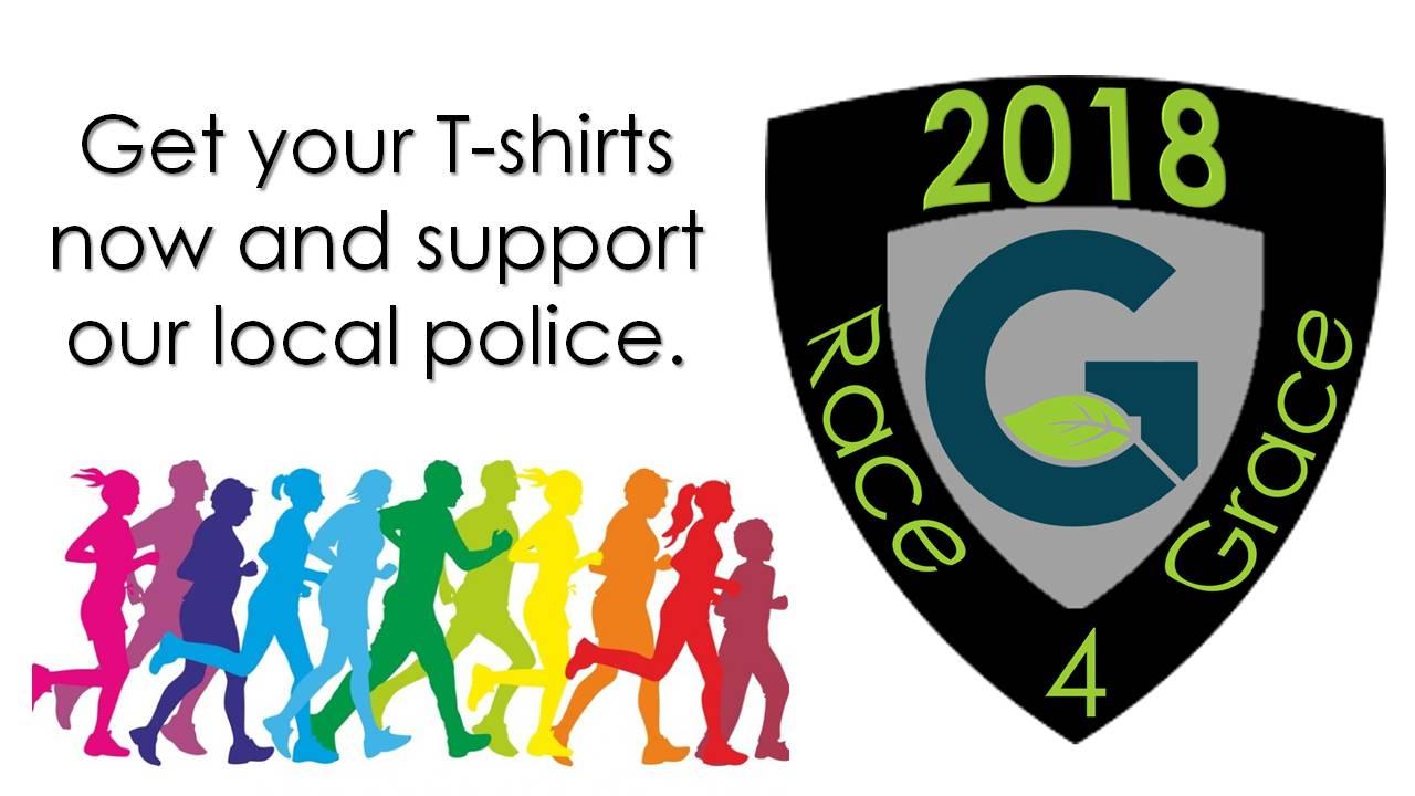 Race 4 grace t shirts
