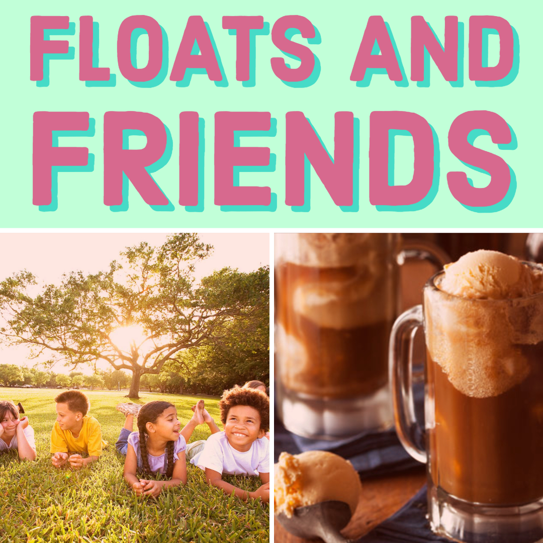Floats and friends