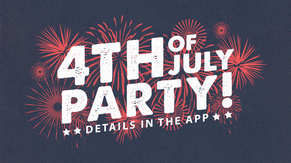 4th of july party 1.0