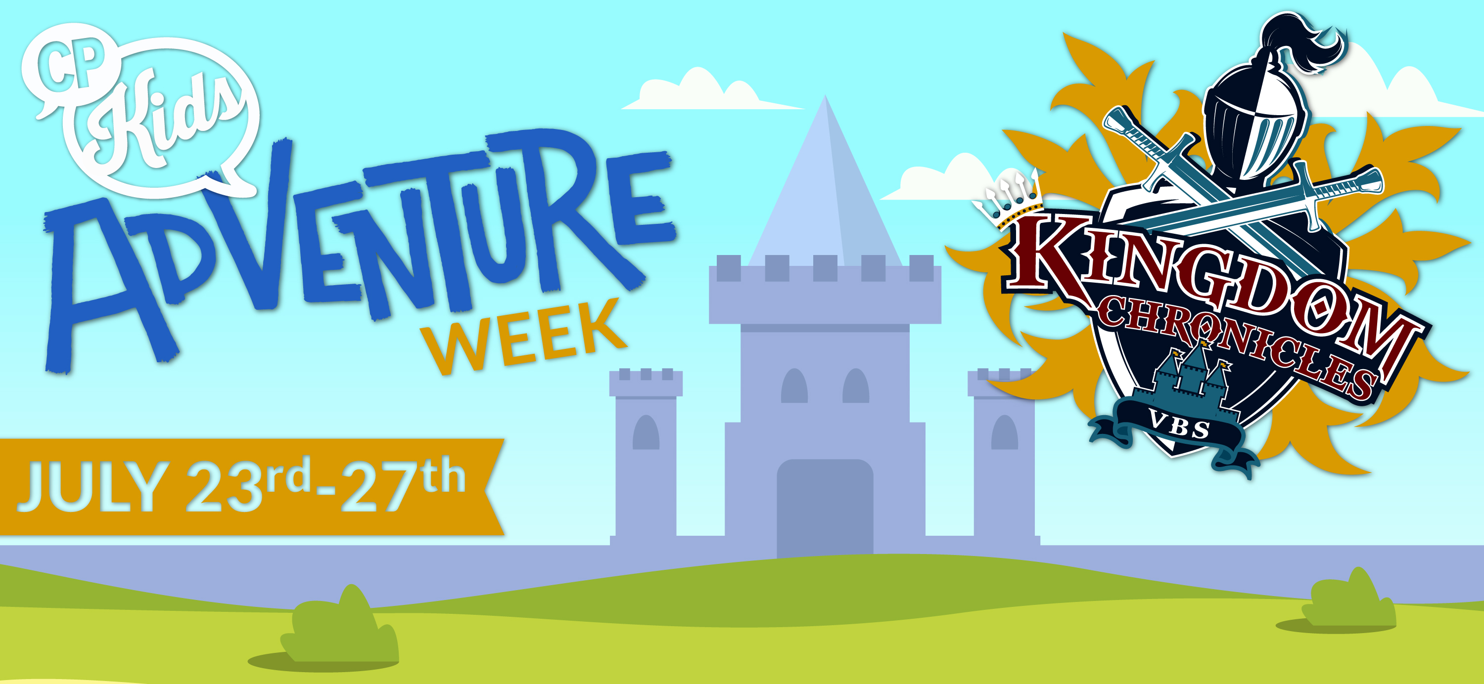 Cp kids adventure week header image