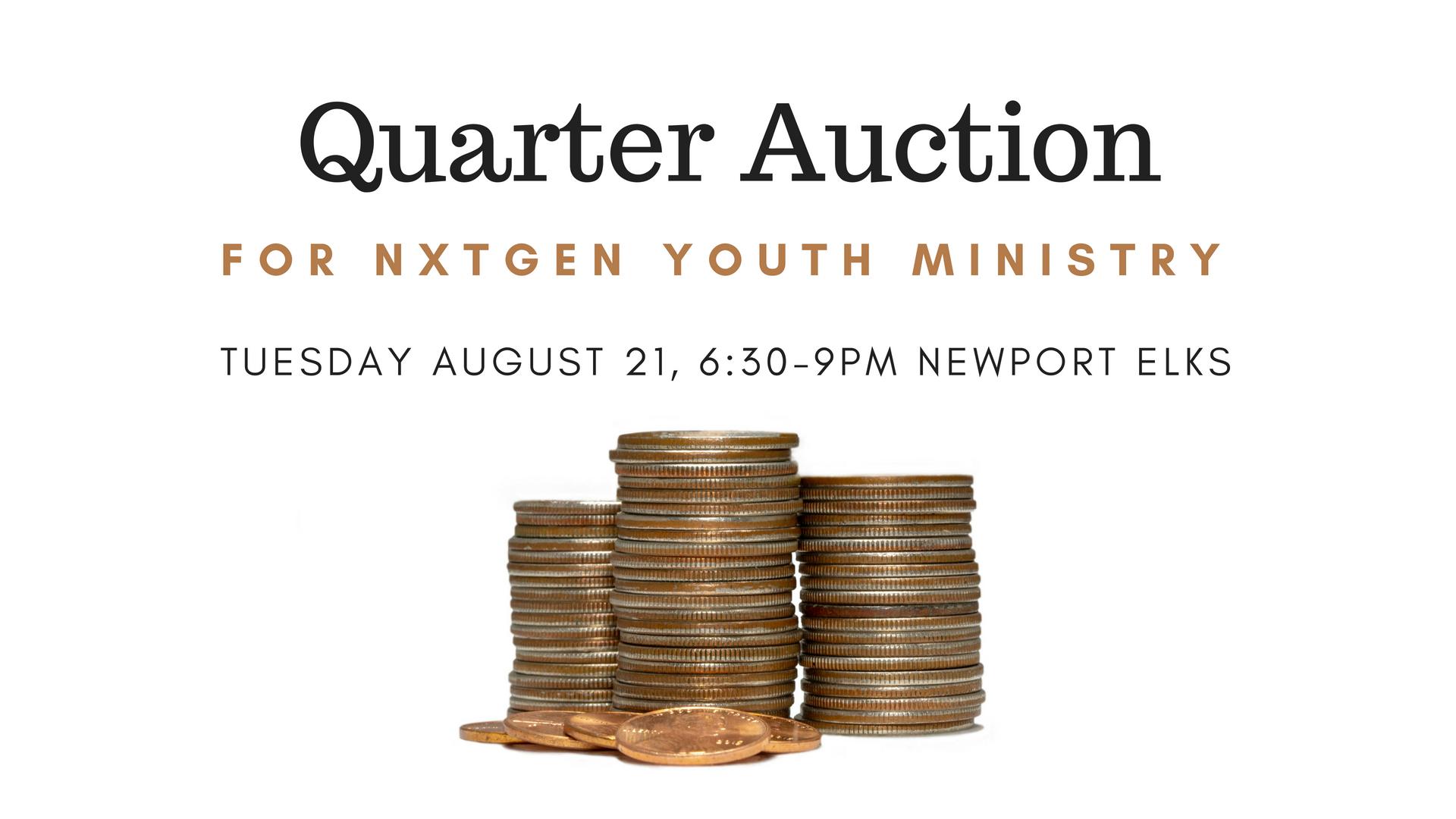 Quarter auction 2018