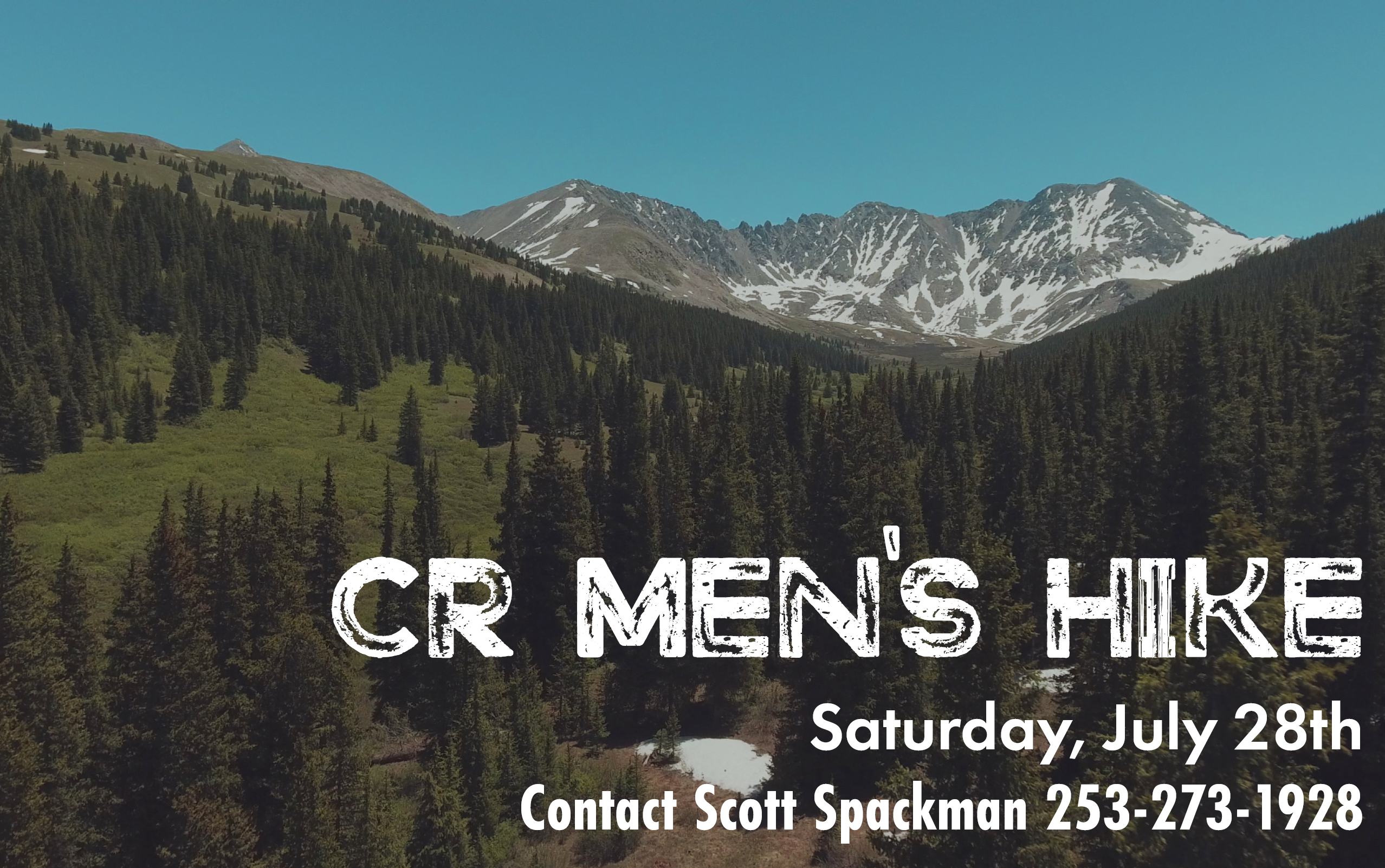 Cr men s hike