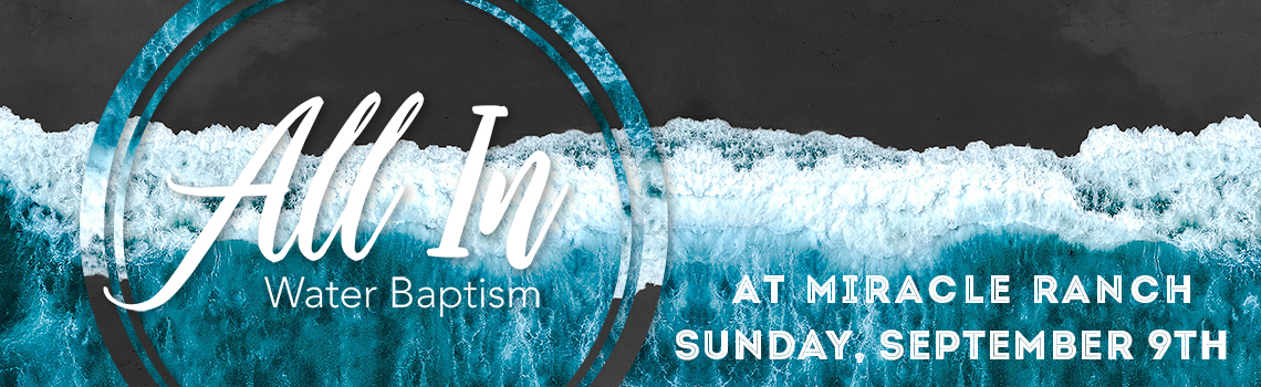 All in baptism event 9.9 banner