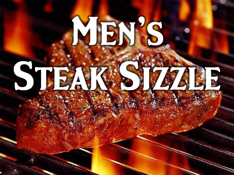 Steak sizzle