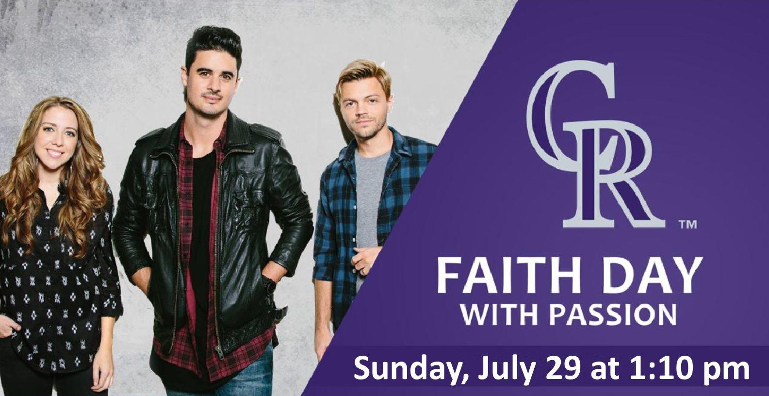 Cr faith day registration