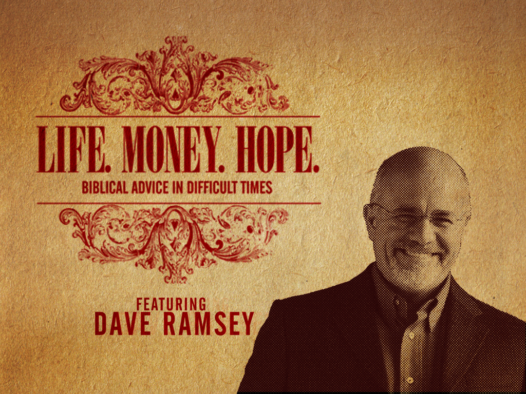 Life money hope class