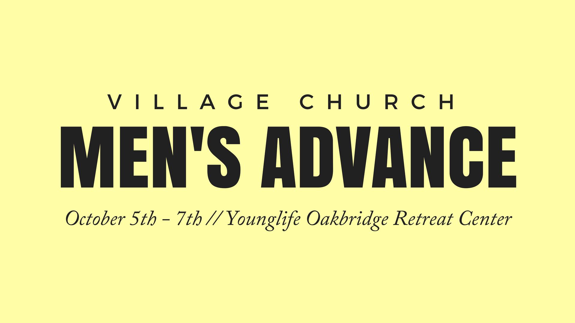 Men s advance 2017