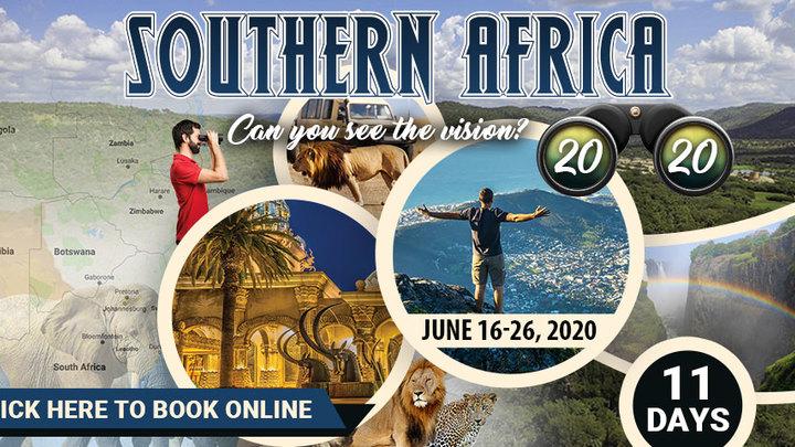 South Africa 2020 logo image