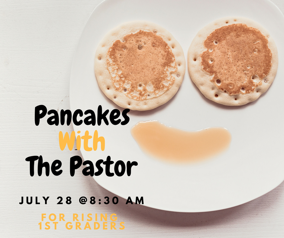 Pancakeswiththe pastors