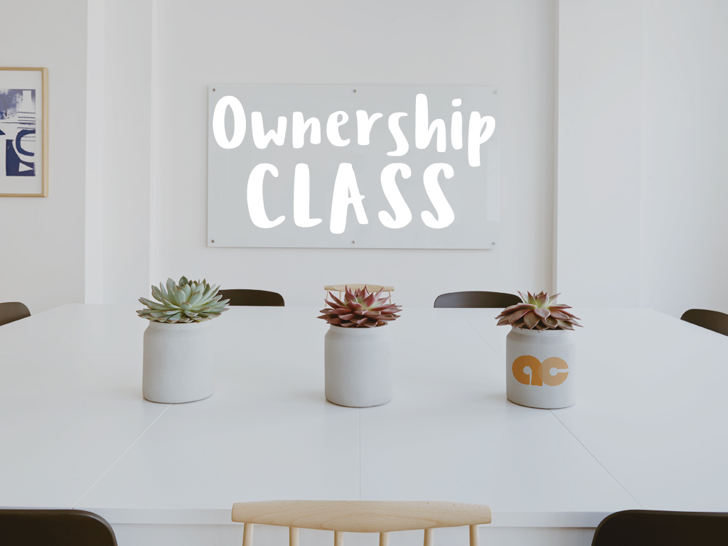 Ownership class pc event