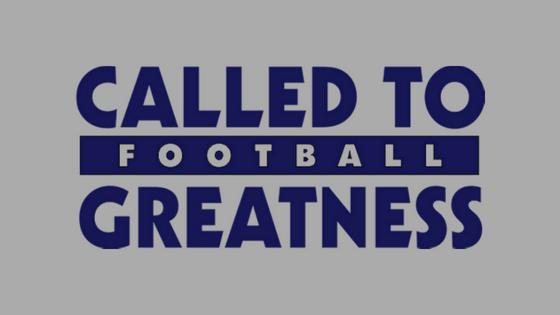Flag football shirt banner