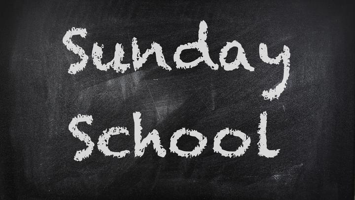Sunday School Registration logo image