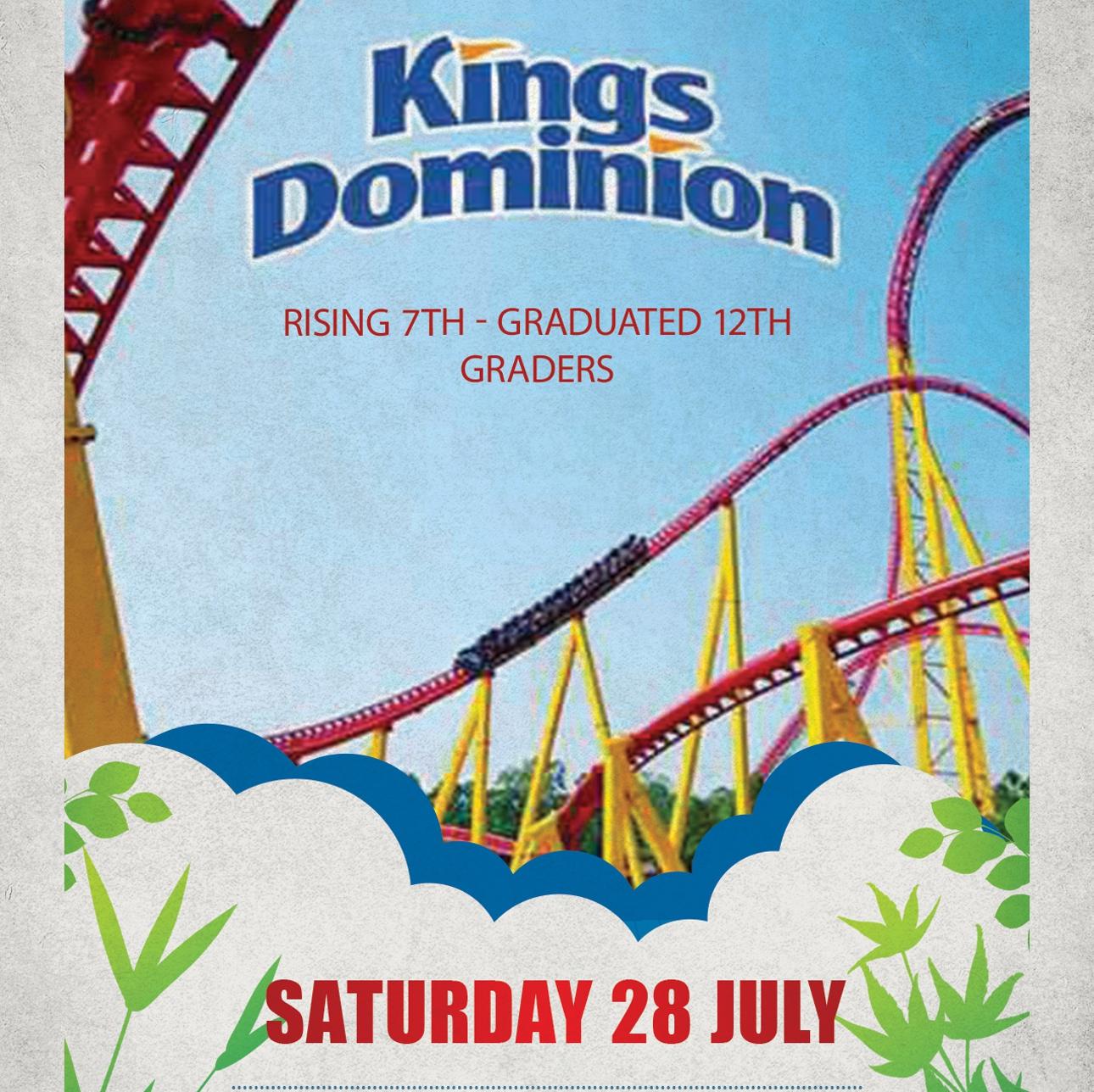 Kings dominion slide