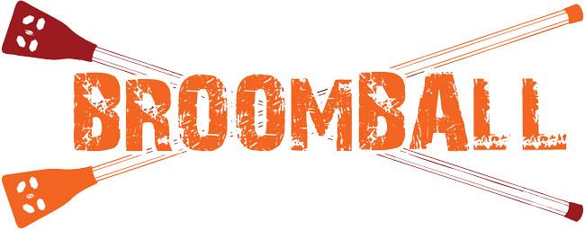 Broomball logo