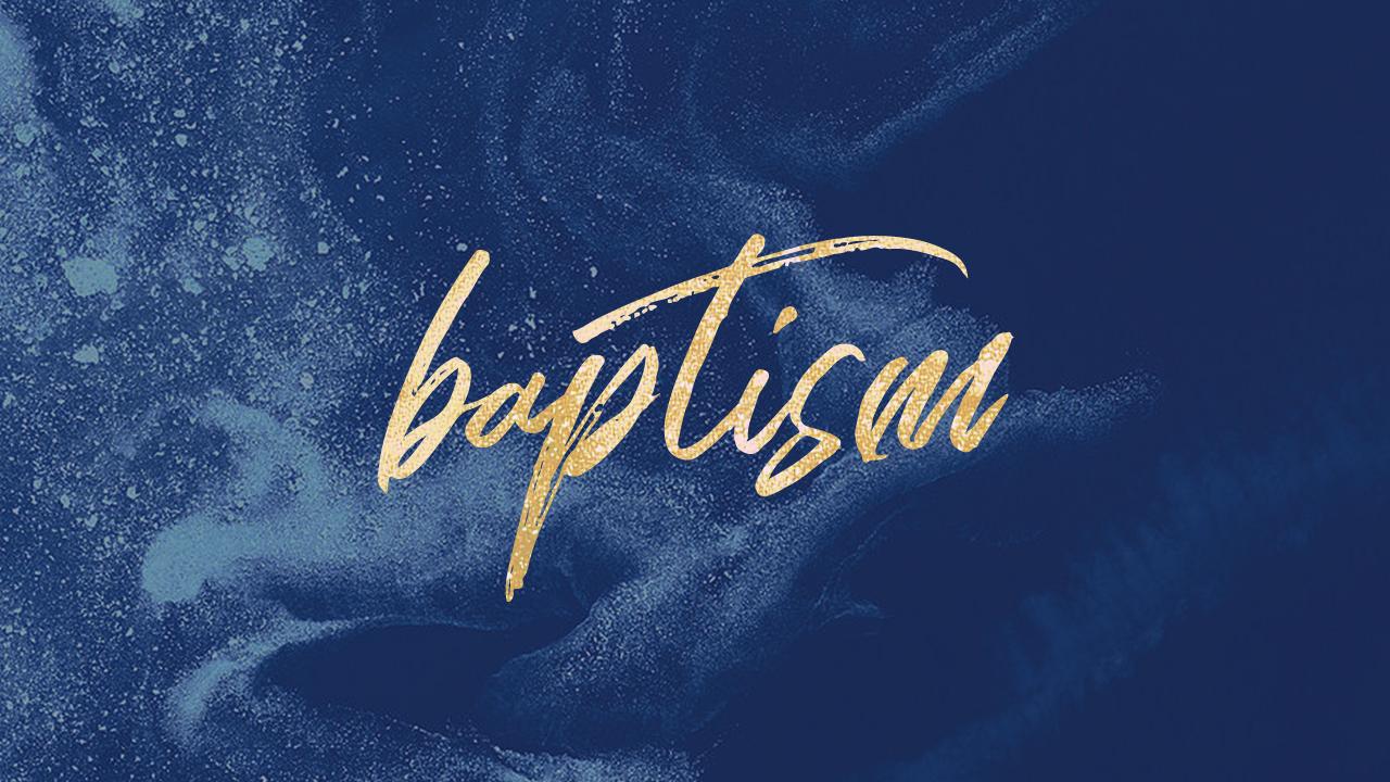 Baptism image wide
