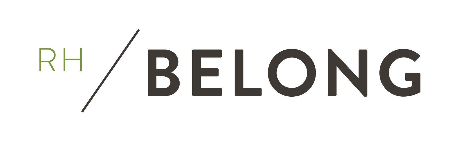 Rh belong logo