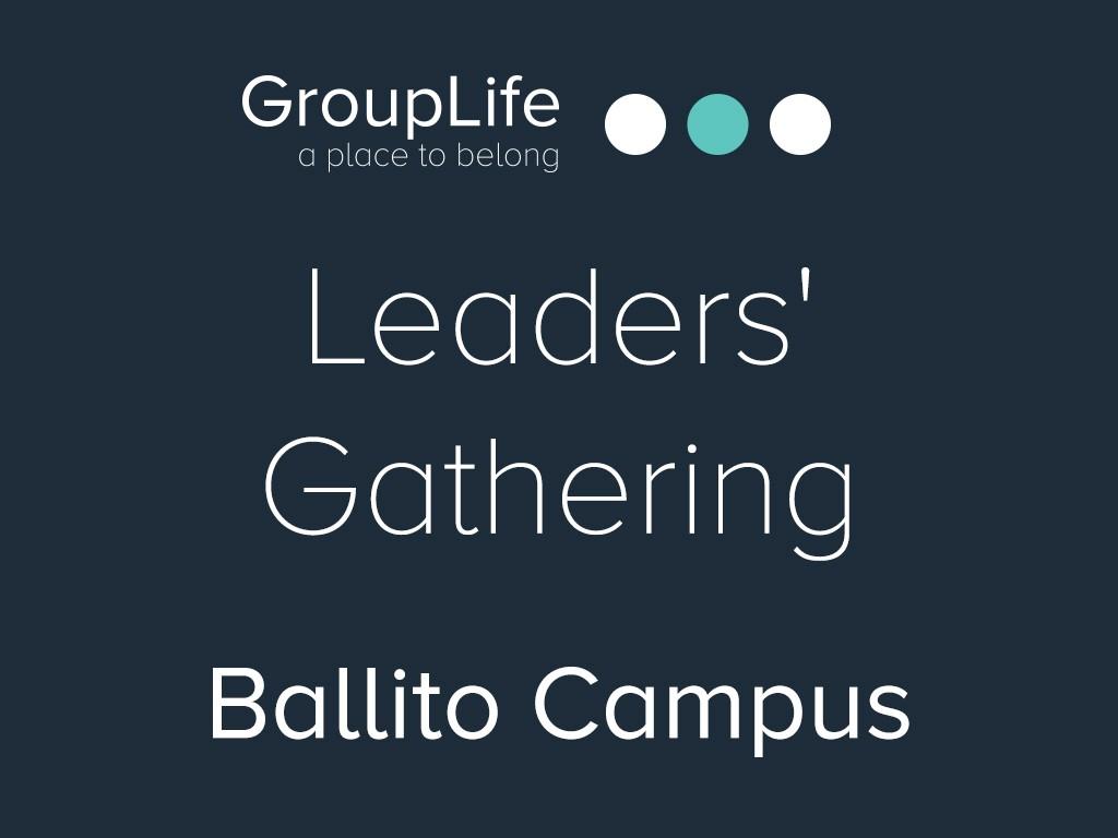 Ballito leaders  gathering