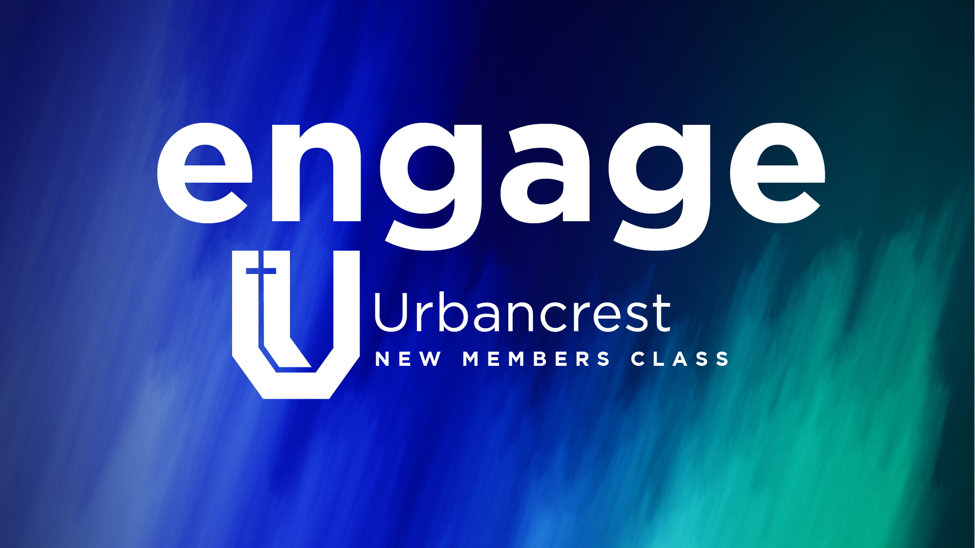 Engage urbancrest class   wide no date
