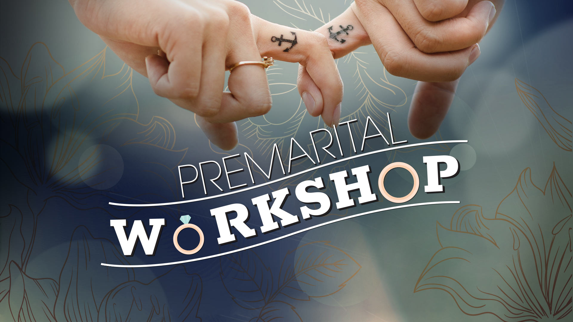 Premarital workshop slide blank