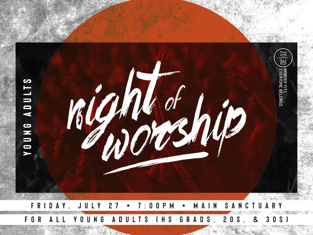 Ya night of worship registration form image  1024x768