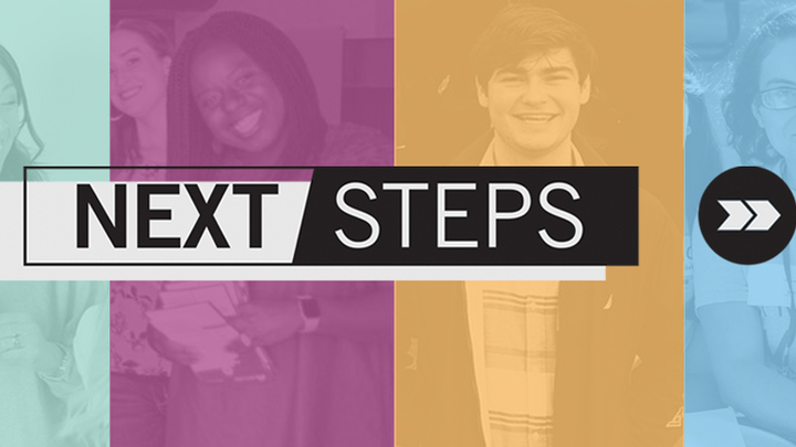 West Sac Next Steps logo image