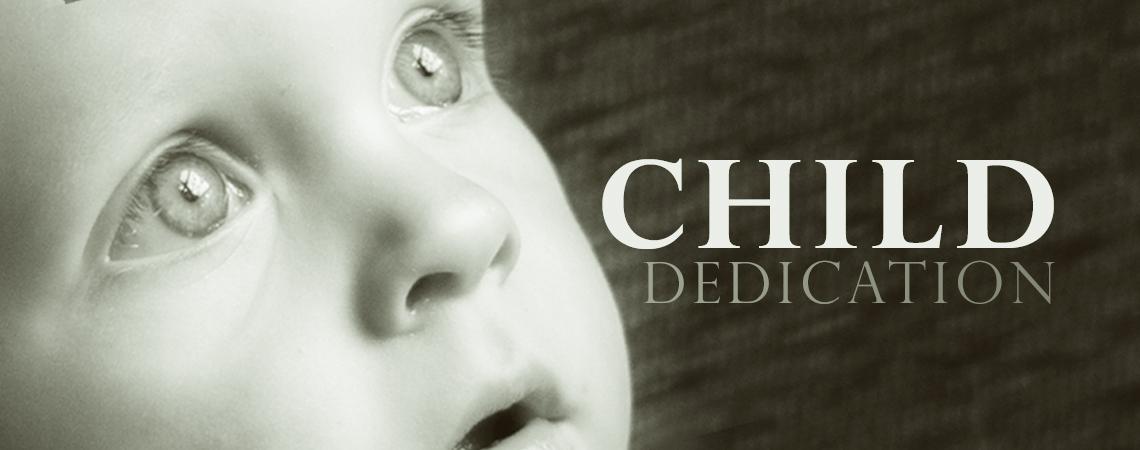 Child dedication website