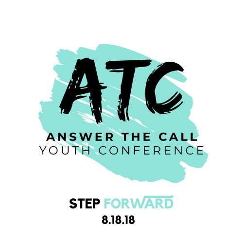 Atc 2018 logo with date