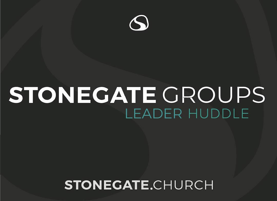 Stonegategroupsleaderhuddle leaders   pco