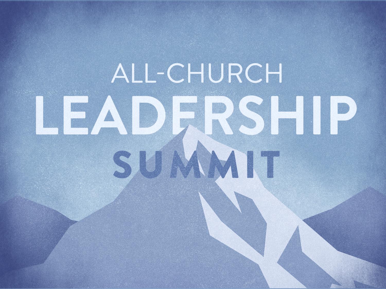 Leadership summit 2018   ppt slide