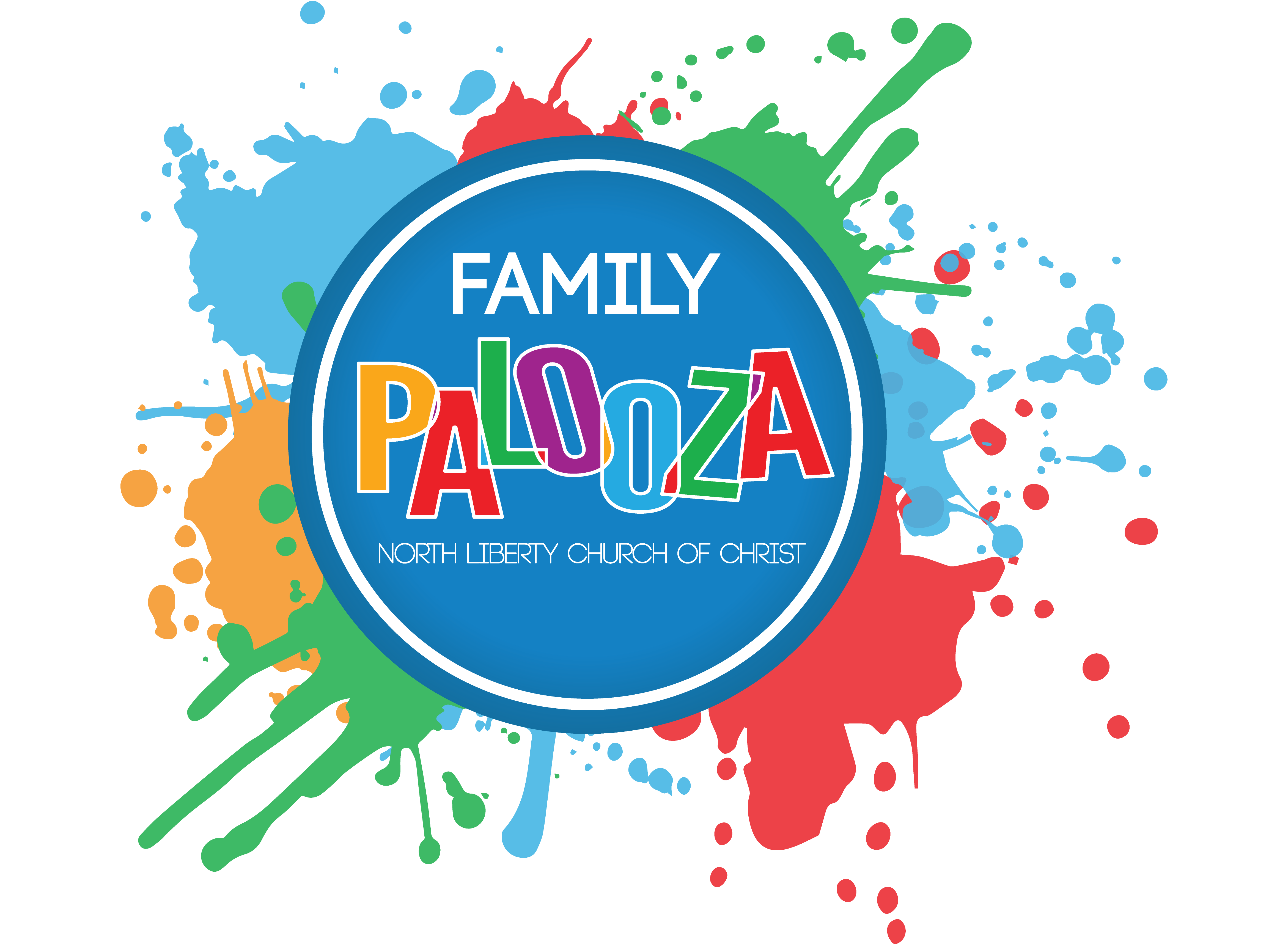 Family palooza  just circle