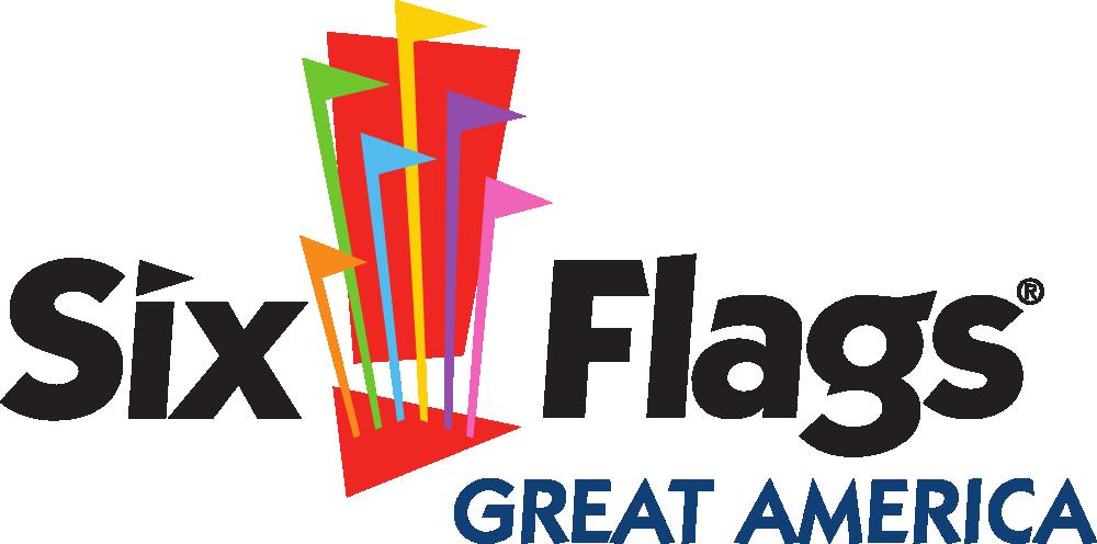 Six flags great america logo orig