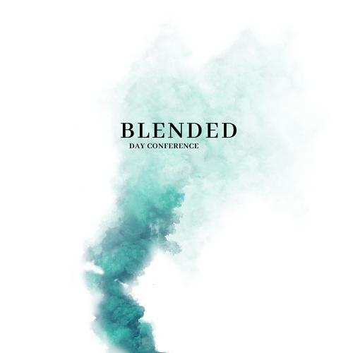 blended logo 500 500px