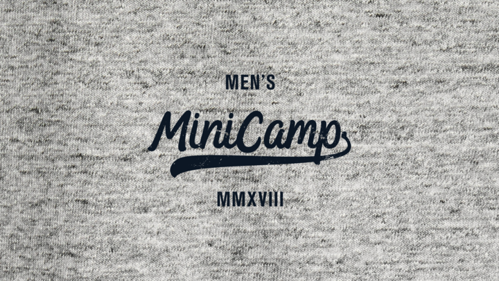 Men's Mini Camp logo image