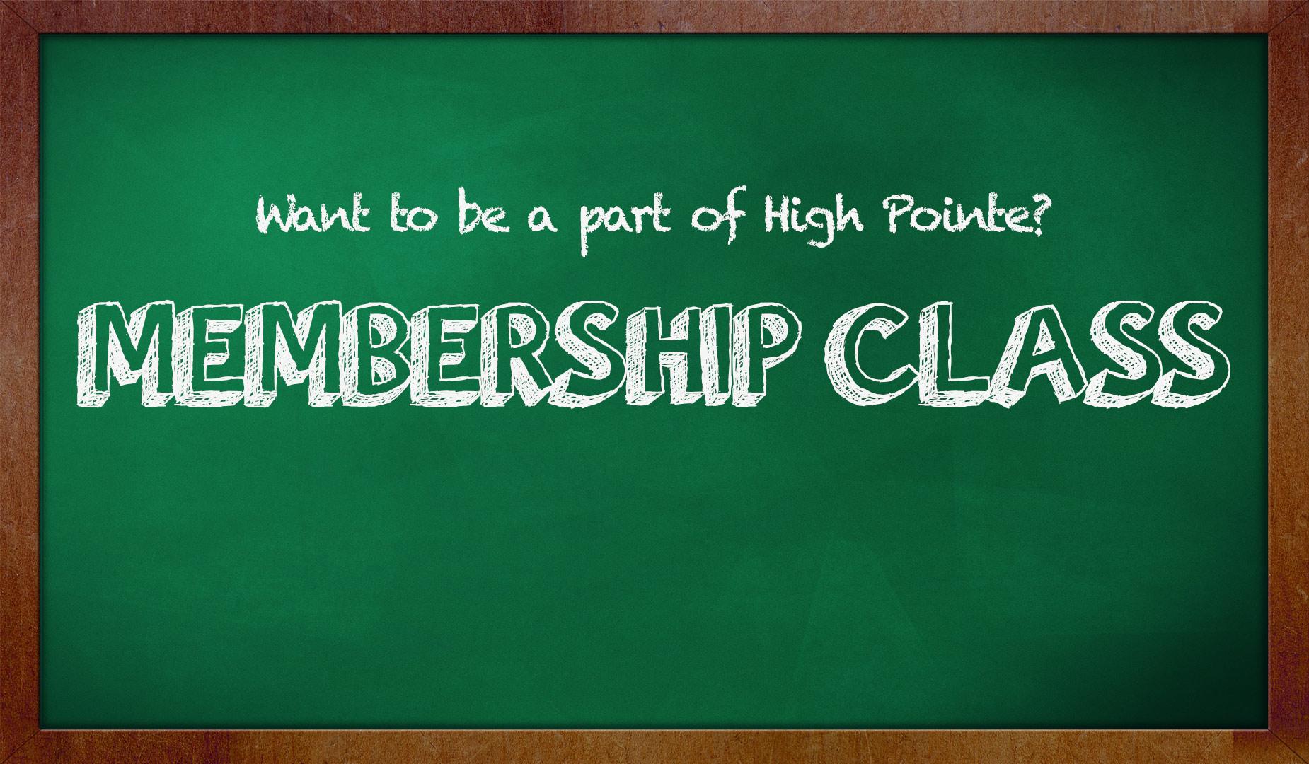 Membership class pro